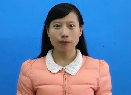高中地理教师 陈刚美