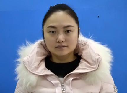 小学英语教师 陈代灵