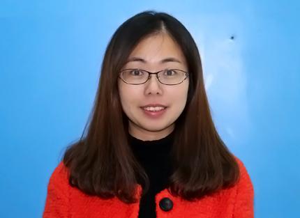 小学英语教师 陈霞