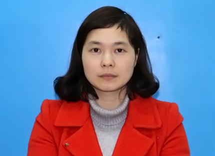 小学英语教师 黄晓棠