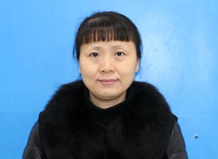 初中英语教师 周若青