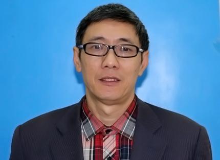 初中政治教师 蒋盛文